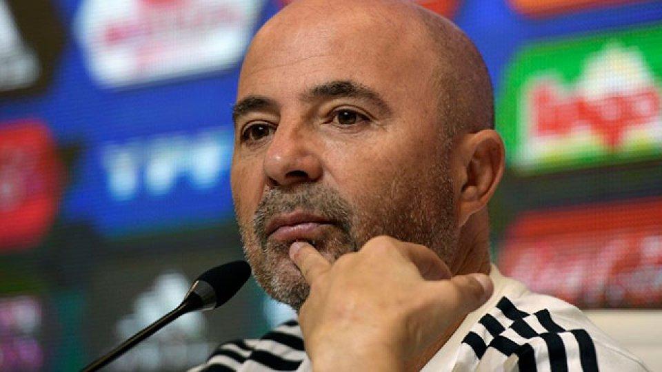 Sampaoli habló por primera vez de su salida de la Selección.