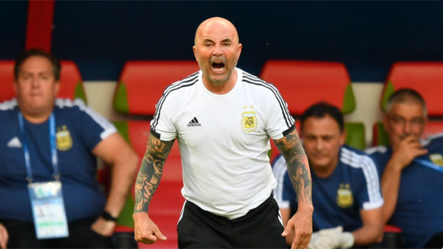 La AFA anunció oficialmente la salida de Jorge Sampaoli de la Selección Argentina