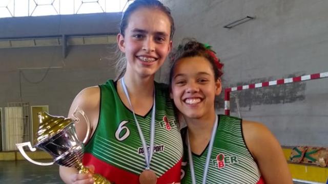 Buena labor de las juveniles Panza Verde en el certamen nacional en Córdoba.