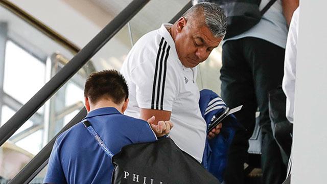AFA oficializó desvinculación de Sampaoli como DT de la Selección argentina