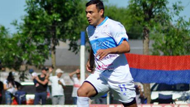 El delantero nacido en Villaguay jugará en la B Nacional para el Ferroviario.