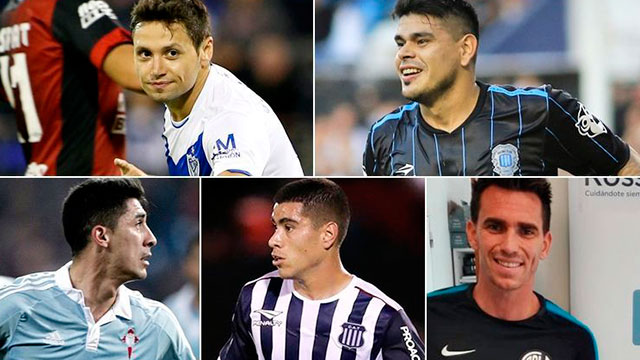 Los equipos se refuerzan pensando en el arranque de la Superliga.
