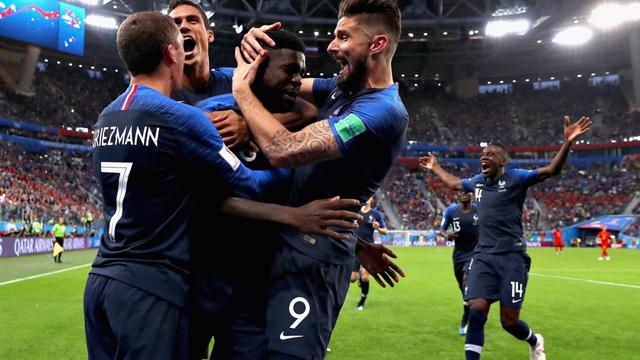 Con los justo, los Galos superaron a Bèlgica y està nuevamente en la Final.