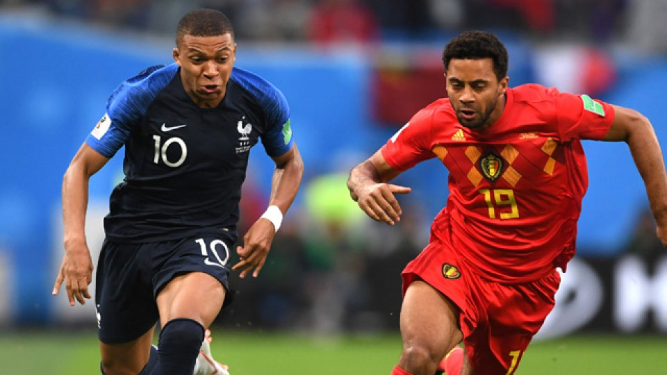 Francia y Bélgica llegarán a la cima del ranking FIFA.