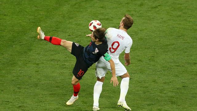 Croacia hizo historia y por primera vez se clasificó a la final de un Mundial.