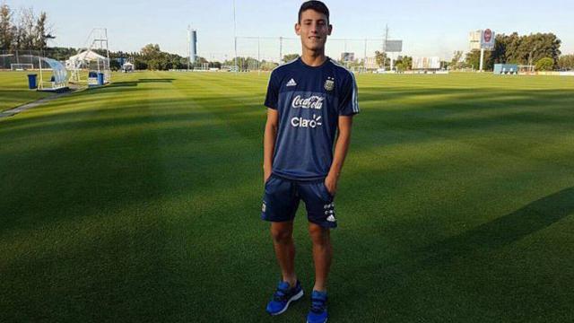 Colón no cedería al entrerriano Tomás Chancalay para el torneo de L'Alcudia