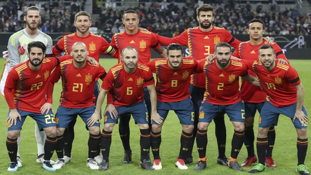 El premio Fair Play de Rusia 2018 fue para la Selección de España
