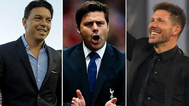 Los posibles reemplazantes de Jorge Sampaoli para dirigir a la Selección Argentina