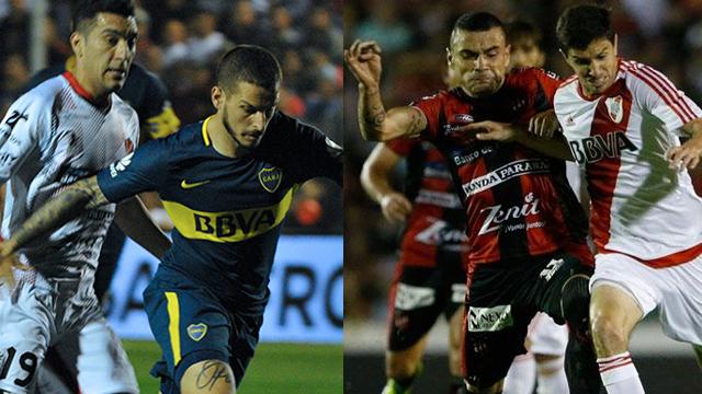 Boca y River no visitarán en el próximo torneo a Patronato