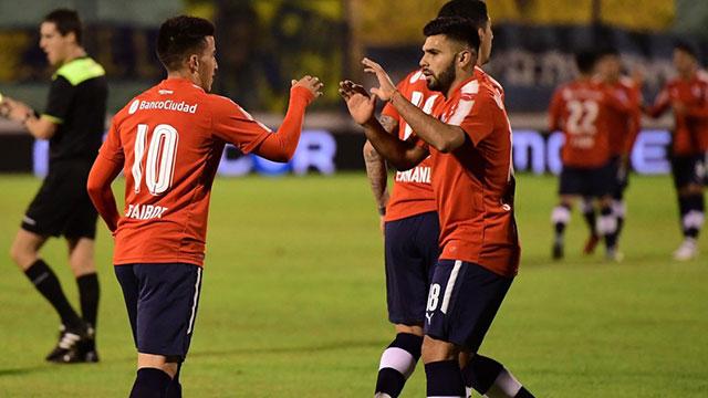 Independiente logró una histórica goleada y avanzó en la Copa Argentina
