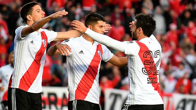 River goléo a Central Norte en Santa Fe y avanzó de ronda en la Copa Argentina