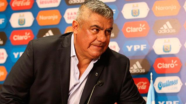 Tapia destacó la actualidad de Tigre y declaró otra vez en contra de los promedios