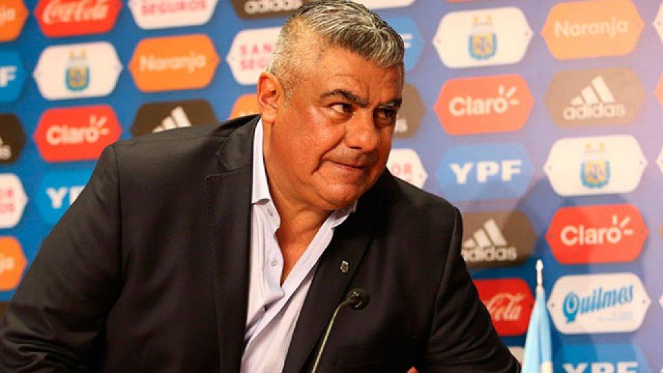 Oficializado por Conmebol, Tapia tendrá un espacio en el Consejo de la FIFA