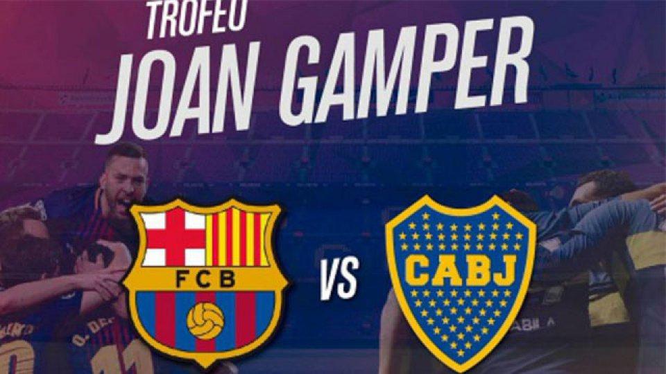 Las particularidades del certamen en el que Boca enfrentará al Barcelona