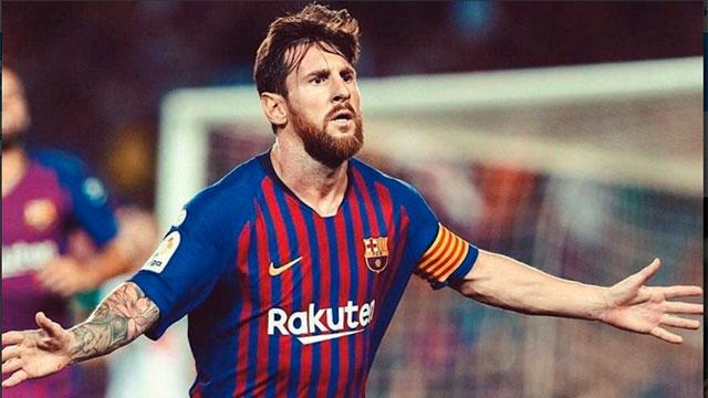 Volvió Messi: Barcelona ganó en el debut y el argentino metió un golazo