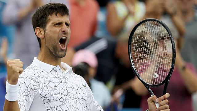 El serbio Djokovic ganó en Cincinnati e hizo historia en los Masters 1000