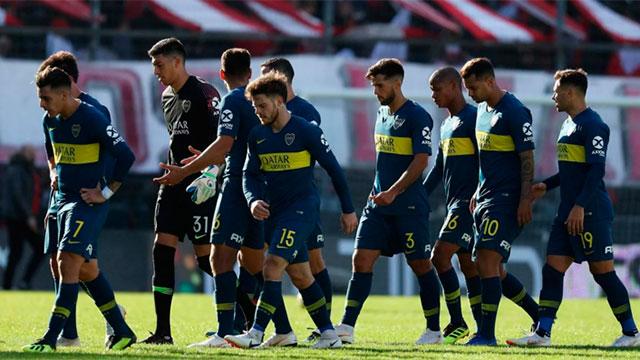 Fuerte autocrítica en Boca tras la derrota con Estudiantes:
