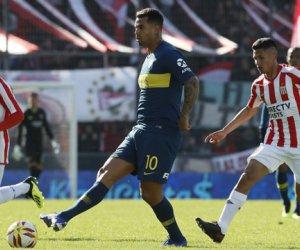 Superliga: Estudiantes encontró el gol de cabeza y vence a Boca