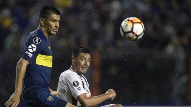 El entrerriano Goltz entre los 20 concentrados de Boca para enfrentar a Palmeiras