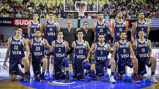 Argentina continúa su camino en la clasificación al Mundial de Básquet 2019.