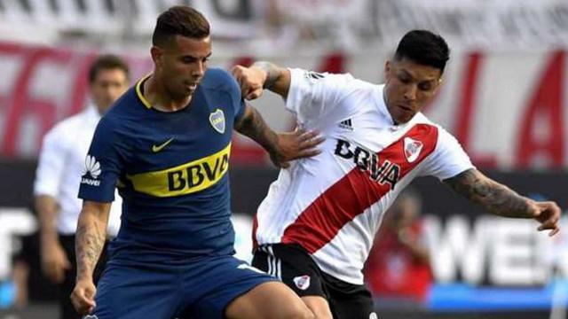El Xeneize y el Millonario se medirán el 23/09 por la séptima jornada.