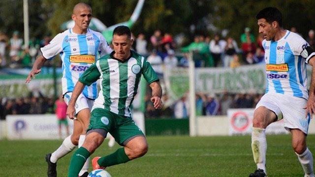 Juventud Unida empató en su debut en el Federal A.