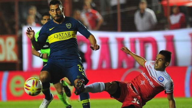 Copa de la Superliga: Argentinos y Boca igualan en La Paternal