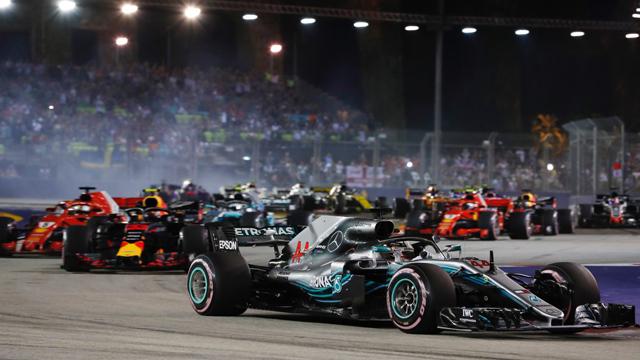 La F1 abre su temporada 2019.