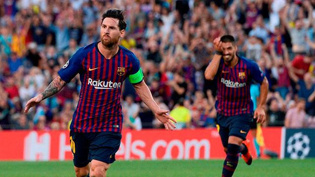 Messi figura séptimo en el ranking del Observatorio de Fútbol CIES.
