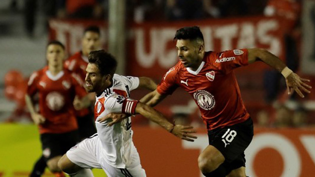 Independiente y River igualaron en Avellaneda y la serie sigue abierta