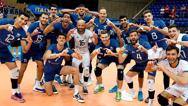 Argentina le ganó un histórico partido al campeón del mundo: El alocado festejo de Velasco