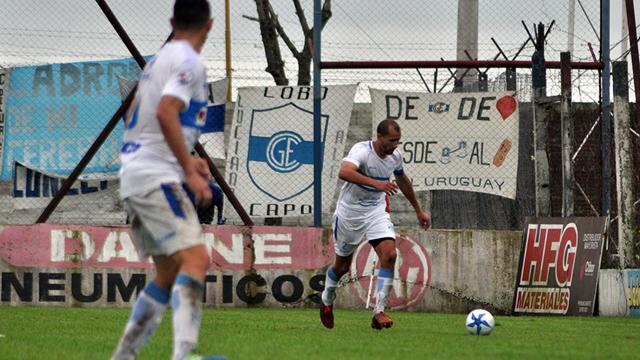 Gimnasia no pudo con Defensores de Belgrano.