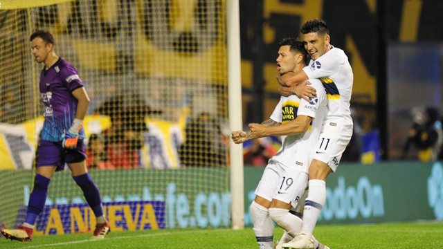 Boca recibe a Rosario Central.