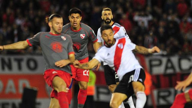 River e Independiente juegan el clásico pensado en la Libertadores 2020.