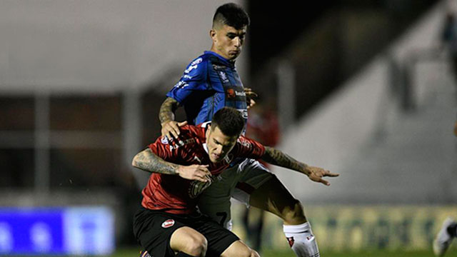 Patronato no pudo sumar ante Independiente.