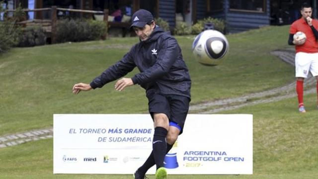 """""""Tengo esa ilusión de volver a competir para la Selección"""", contó el Ratón."""