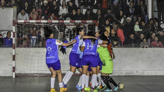 Sportivo Urquiza subió a la élite del futsal paranaense.