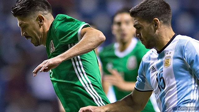 Argentina tendrá una serie de dos amistosos ante los mejicanos en noviembre.