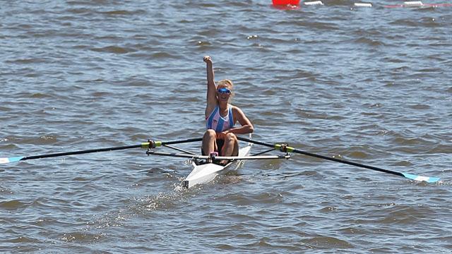 María Sol Ordás le dio a la delegación argentina su primer medalla de oro.