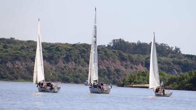 El Zonal de Vela esta llegando a su fin con protagonismo de los veleros del CNP.