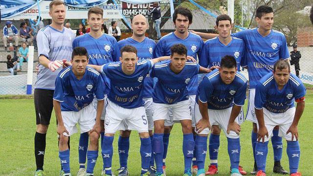 Fútbol Para Todos Concordia.
