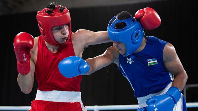 Juegos Olímpicos de la Juventud: El entrerriano Brian Arregui ganó y es medalla de oro en Boxeo