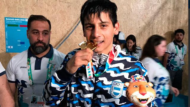 Brian Arregui, tras el oro olímpico: