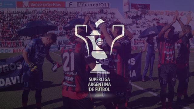 Patronato disputará la nueva copa, sólo para los equipos de Primera División.