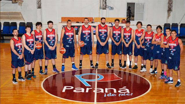 Olimpia pone en marcha la segunda temporada en el Torneo Federal.