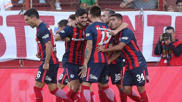 San Lorenzo va por una victoria en la Libertadores.