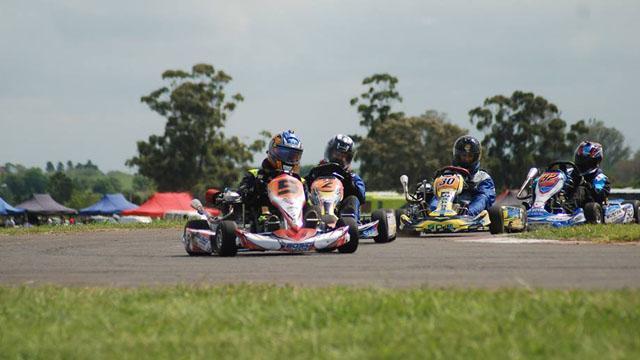 El autódromo Ciudad de Paraná será escenario nuevamente para el KRP.