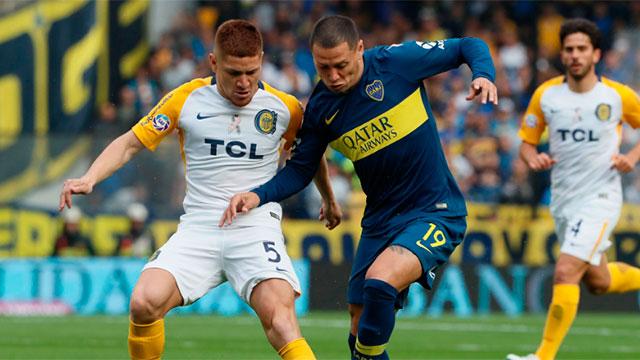 Los suplentes de Boca empatan sin goles ante Rosario Central