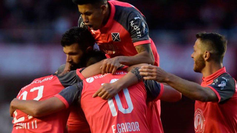 Independiente le ganó a Huracán y sumó su segunda victoria consecutiva