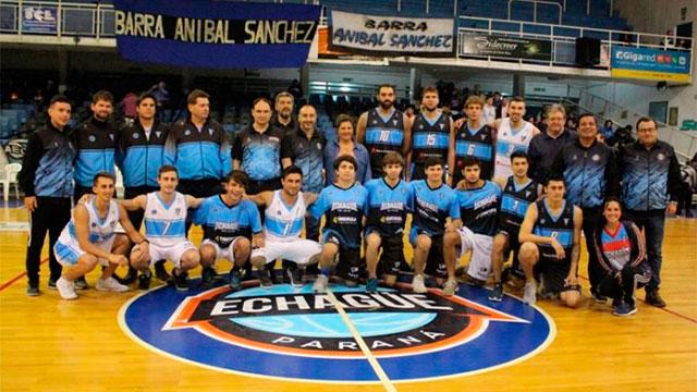 chagüe presentó su plantel para la nueva temporada de la Liga Argentina